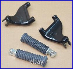 Harley Original Repose-Pieds Kit D'Assemblage Passager Repose-Pied Mounting XL